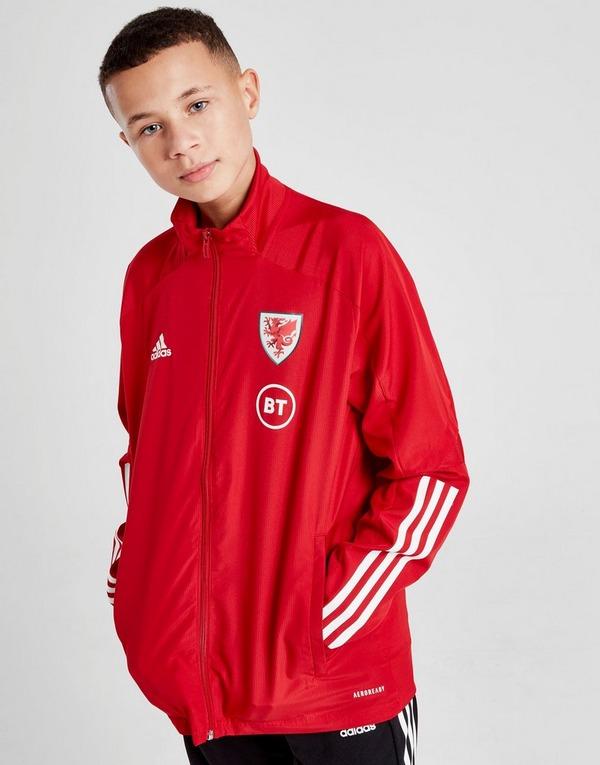 adidas Wales Condivo 20 Presentation Jacket Junior