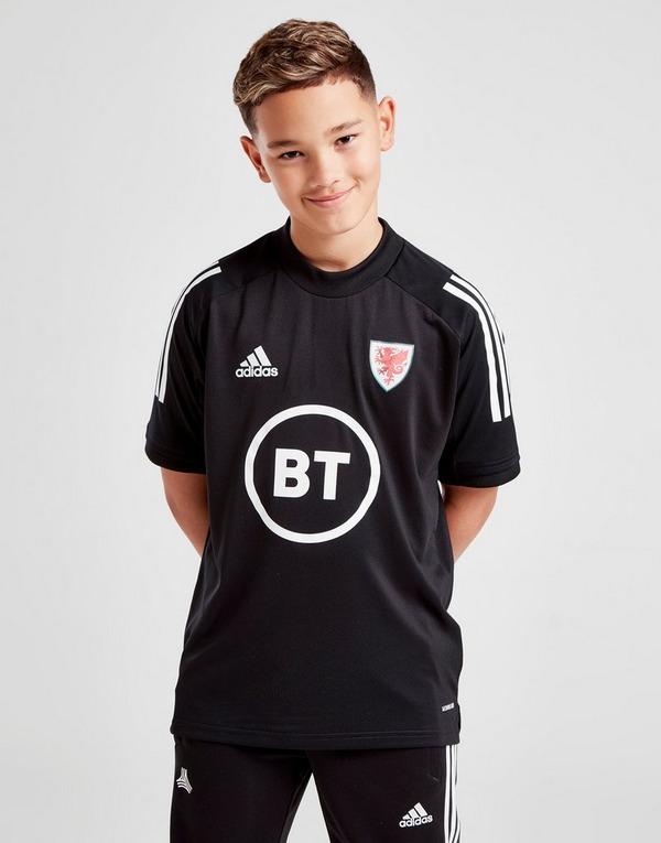 adidas Wales Condivo 20 Training Shirt Junior