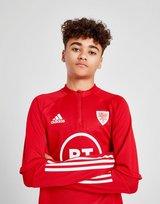 adidas Wales Condivo 20 1/2 Zip Top Junior