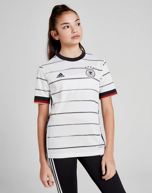 adidas Germany 2020 Home Shirt Junior
