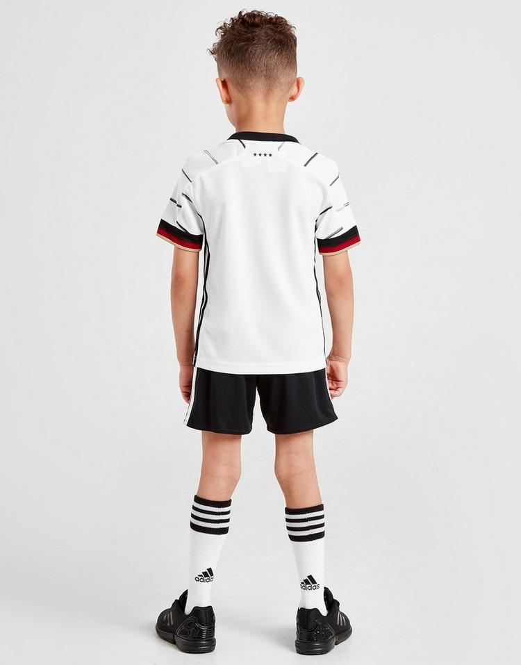 adidas Germany 2020 Home Kit Children