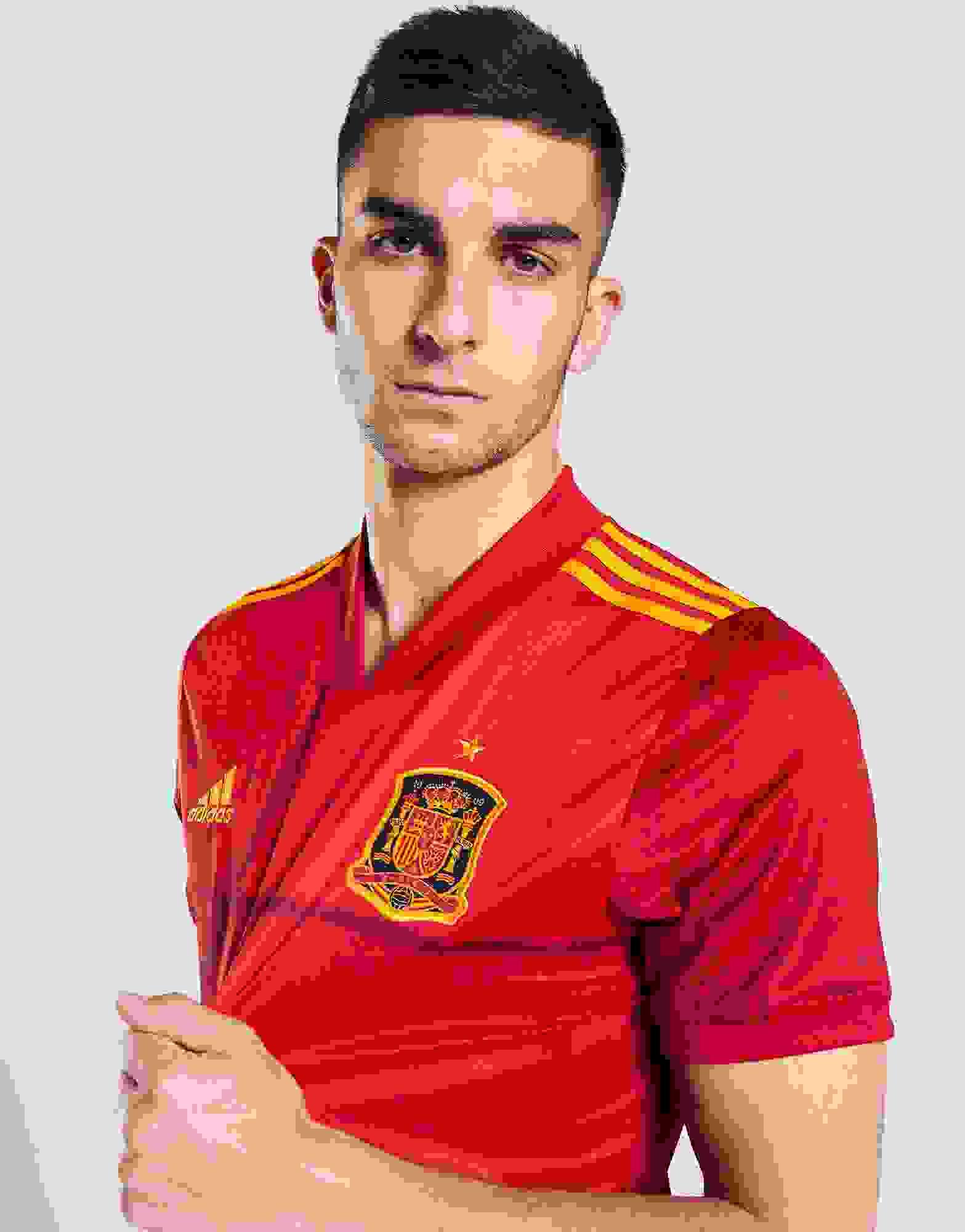 adidas camiseta Selección de España 2020 1.ª equipación en ...