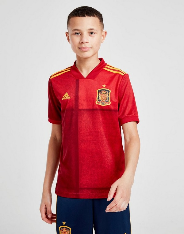 adidas Spain 2020 Home Shirt Junior PRE ORDER