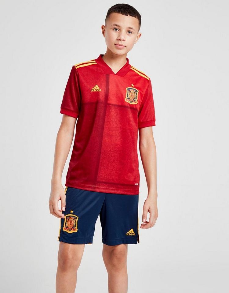 adidas Spain 2020 Home Shirt Junior
