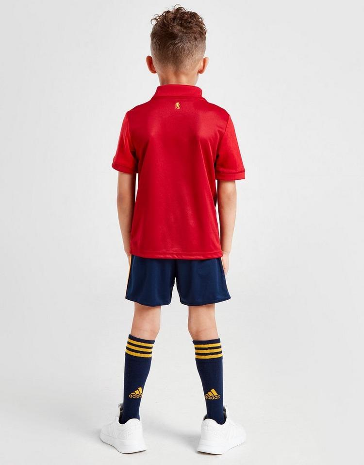 adidas equipación Selección de España 2020 1.ª equipación infantil