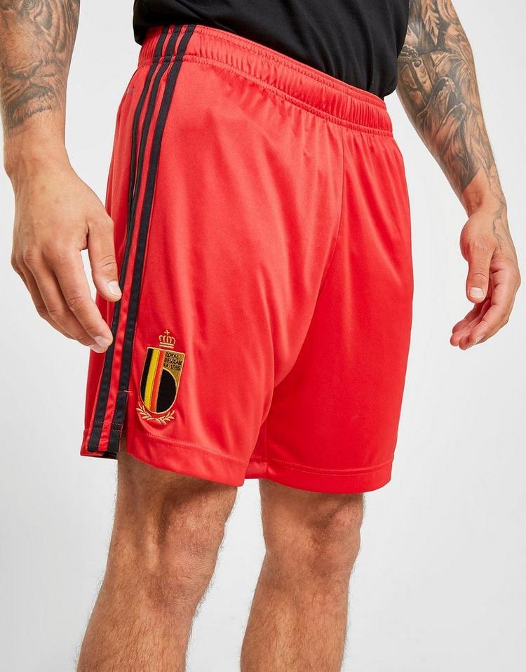 adidas Belgium 2020 Home Shorts