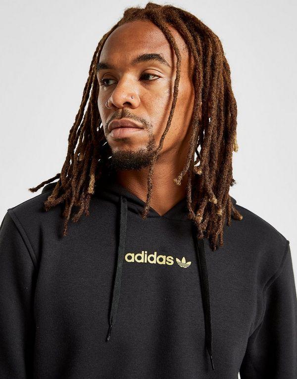 adidas Originals sudadera con capucha QQR Tape   JD Sports