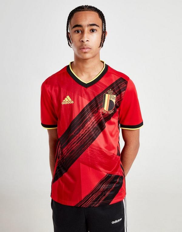 adidas Belgium 2020 Home Shirt Junior