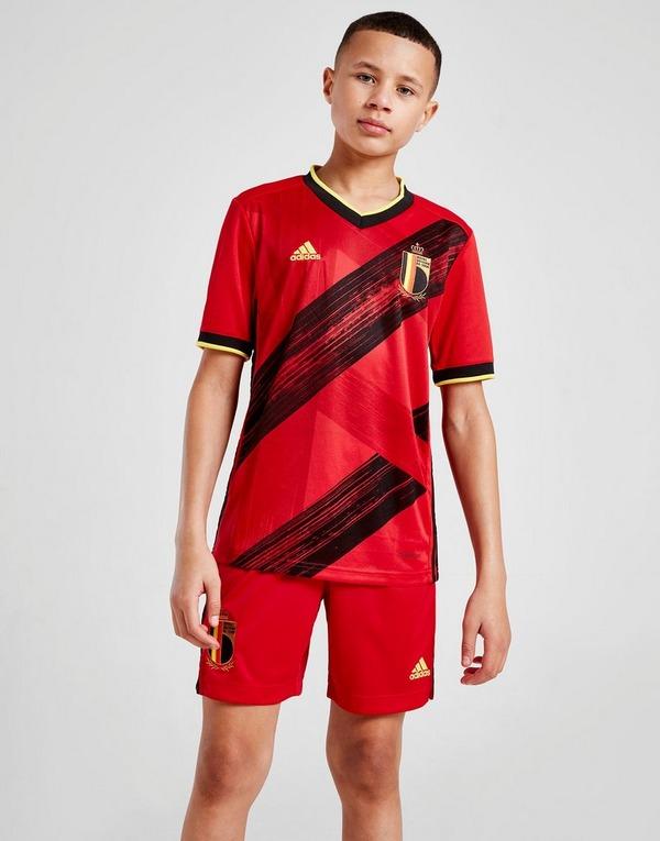 adidas Belgium 2020 Home Shorts Junior
