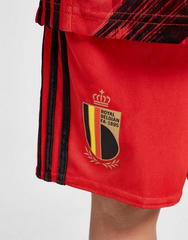 adidas Belgium 2020 Home Kit Infant