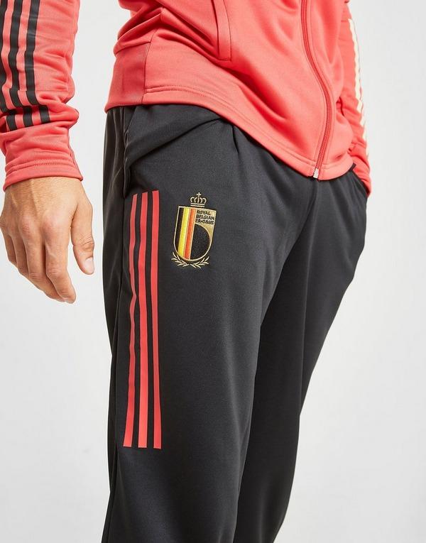Shoppa adidas Belgium Tracksuit i en Röd färg   JD Sports