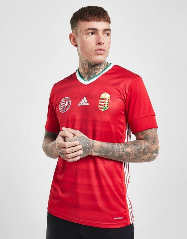 adidas Hungary 2020 Home Shirt