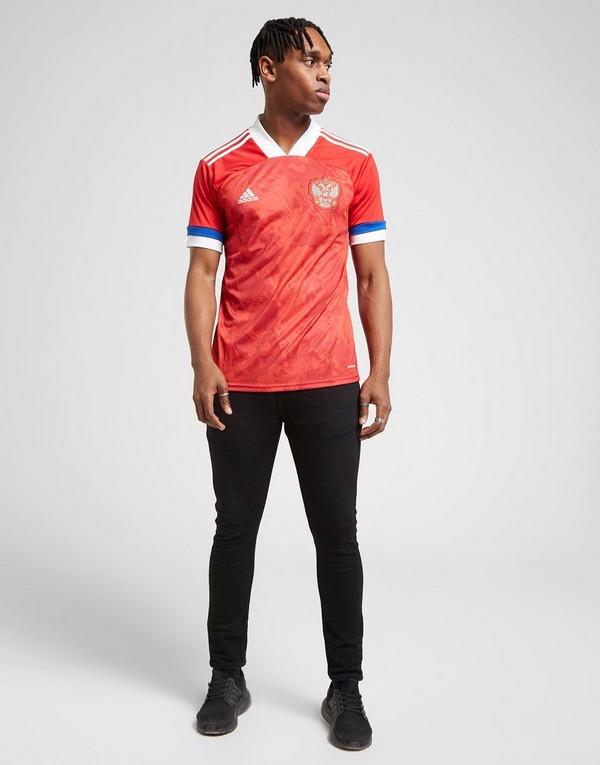 adidas Russia 2020 Home Shirt
