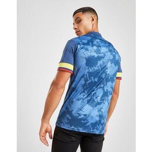 adidas kolumbien jacke blau