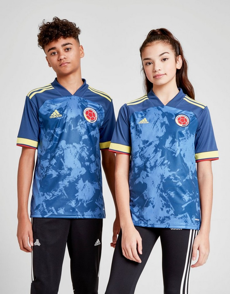 adidas Colombia 2020 Away Shirt Junior
