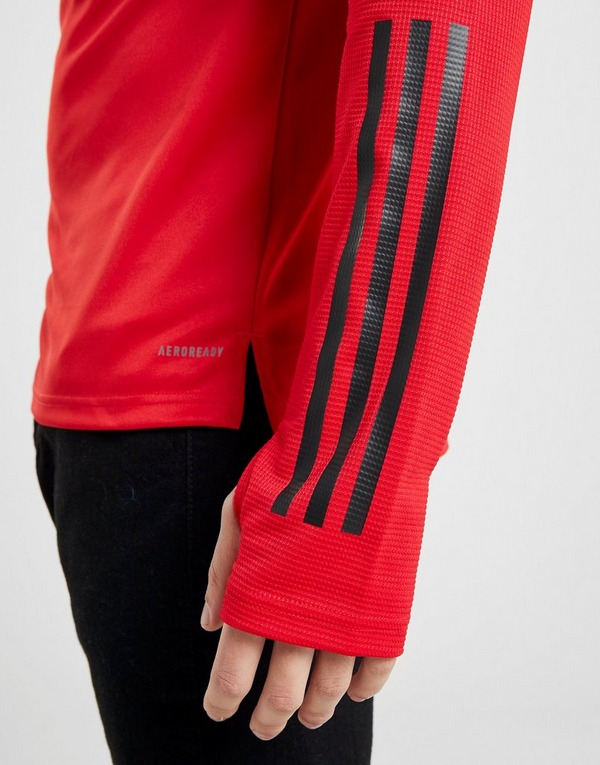 Shop den adidas New York Red Bulls Trainingsjacke Herren in Rot