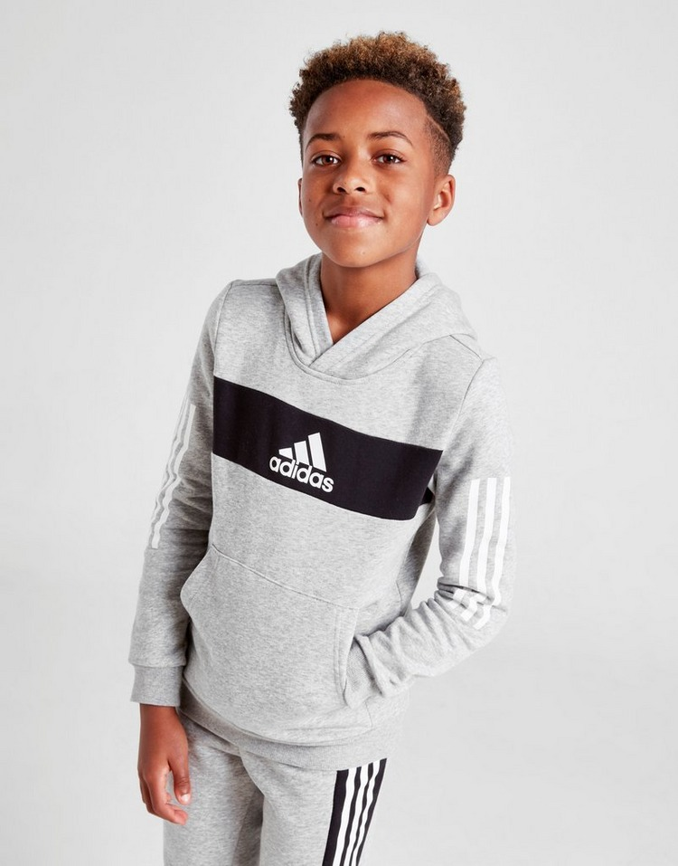 adidas Sweat à capuche Badge Of Sport Colour Block Junior
