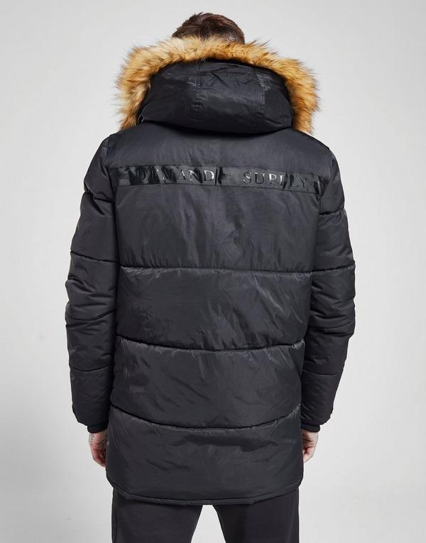 Supply & Demand Steam Parka Jacket