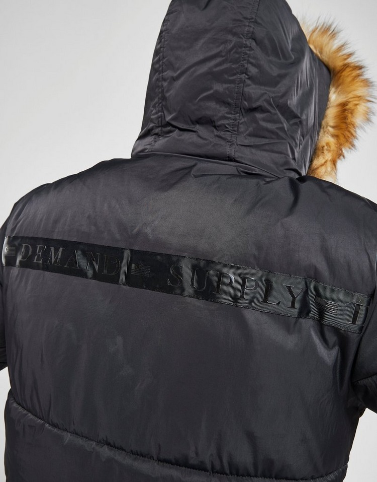 Supply & Demand Steam Parka Jacket