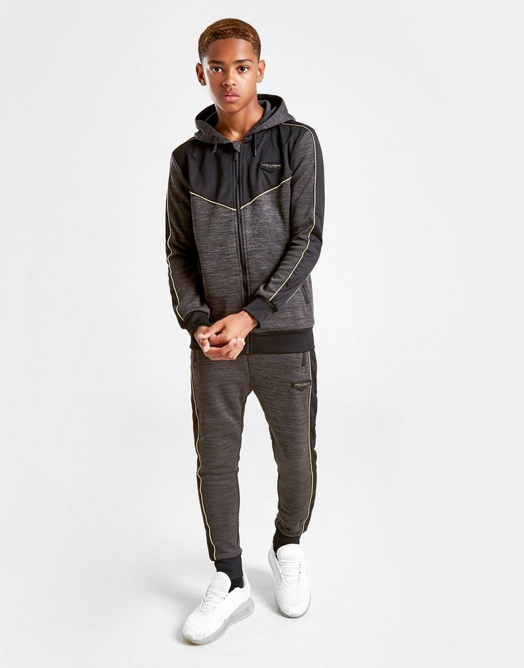 Supply & Demand Galaxy Zip Through Hoodie Junior