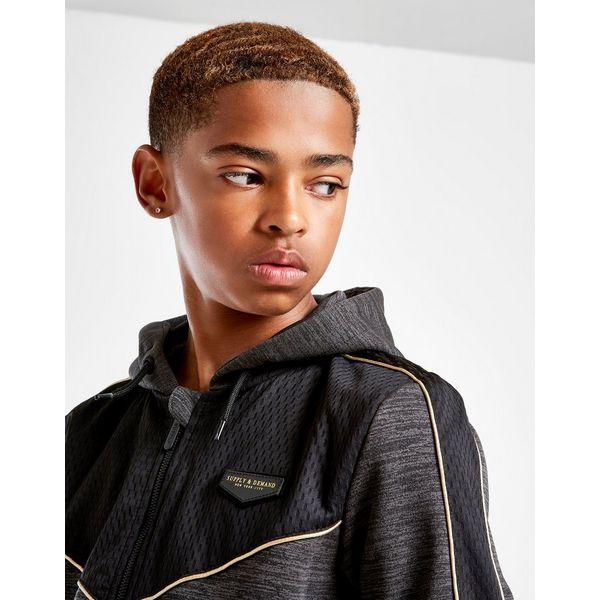 Supply & Demand Galaxy Zip Through Hoodie Junior