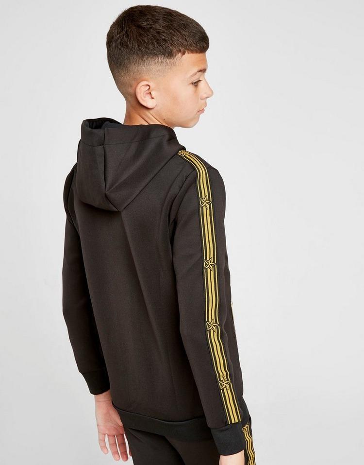 Supply & Demand Twisted Zip Through Hoodie Junior