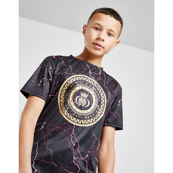 Supply & Demand Flash T-Shirt Junior