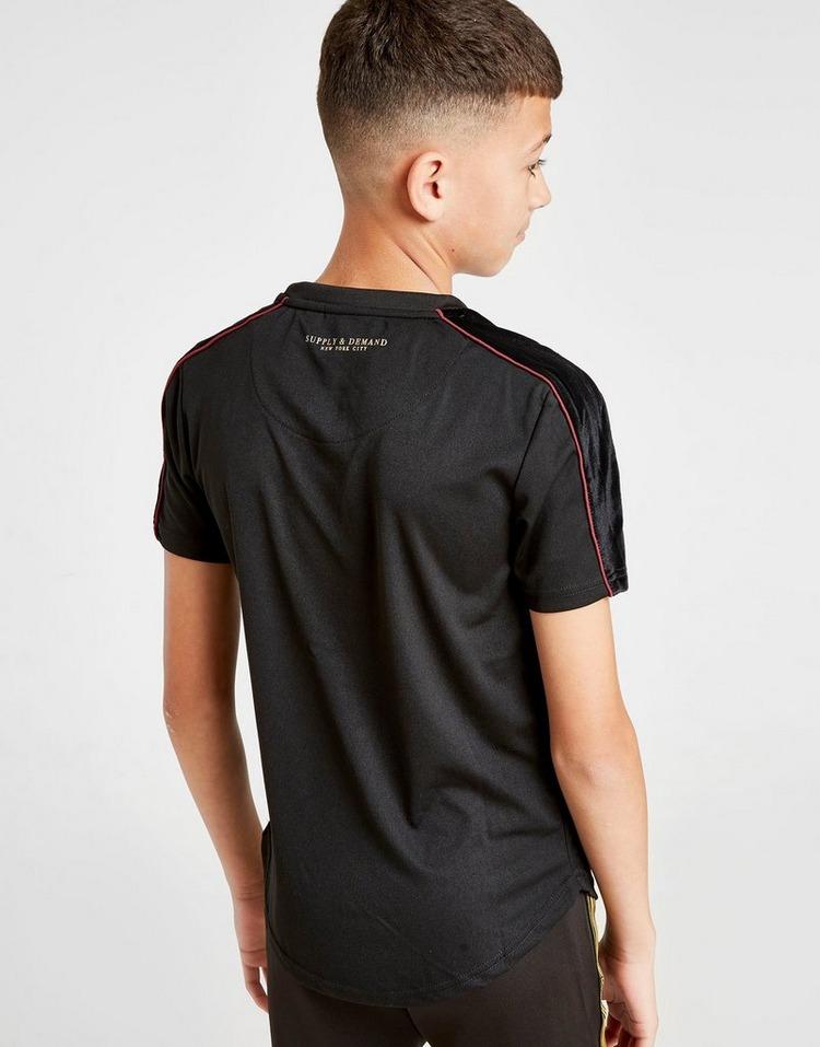 Supply & Demand Thunder T-Shirt Junior