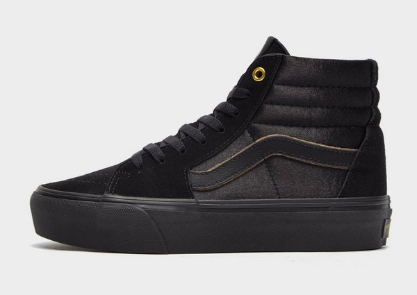 Buy Black Vans Sk8-Hi Platform Women's | JD Sports