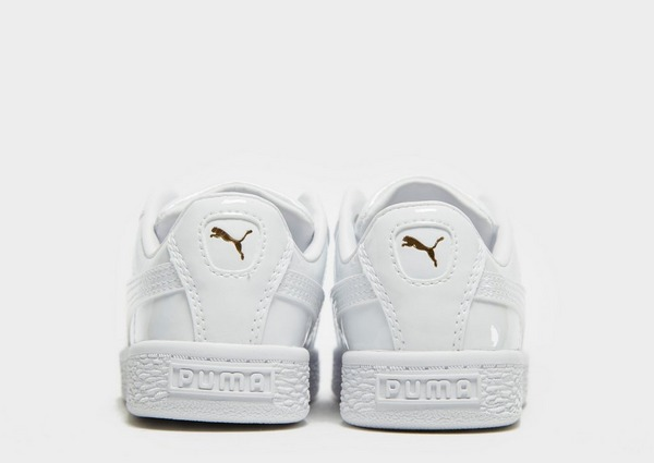 PUMA Basket Classic Patent Infant