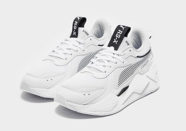 Buy White PUMA RS-X Pure Women's | JD Sports | JD Sports Ireland