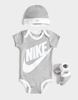 Nike 3 Piece Futura Logo Set Infant