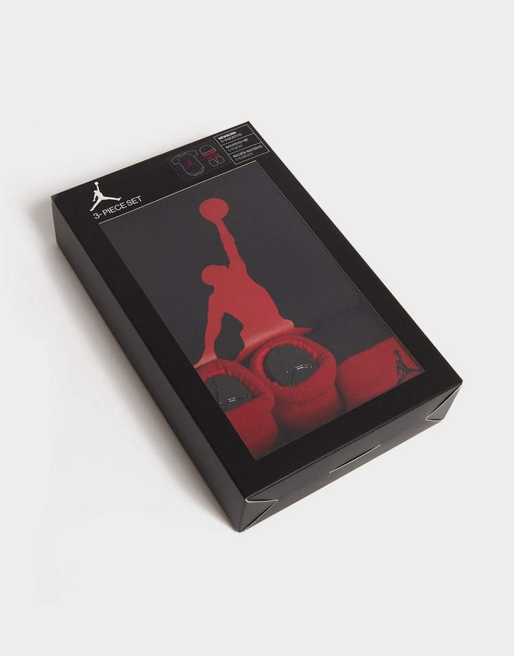 Jordan 3 Piece Jumpman Set Infant