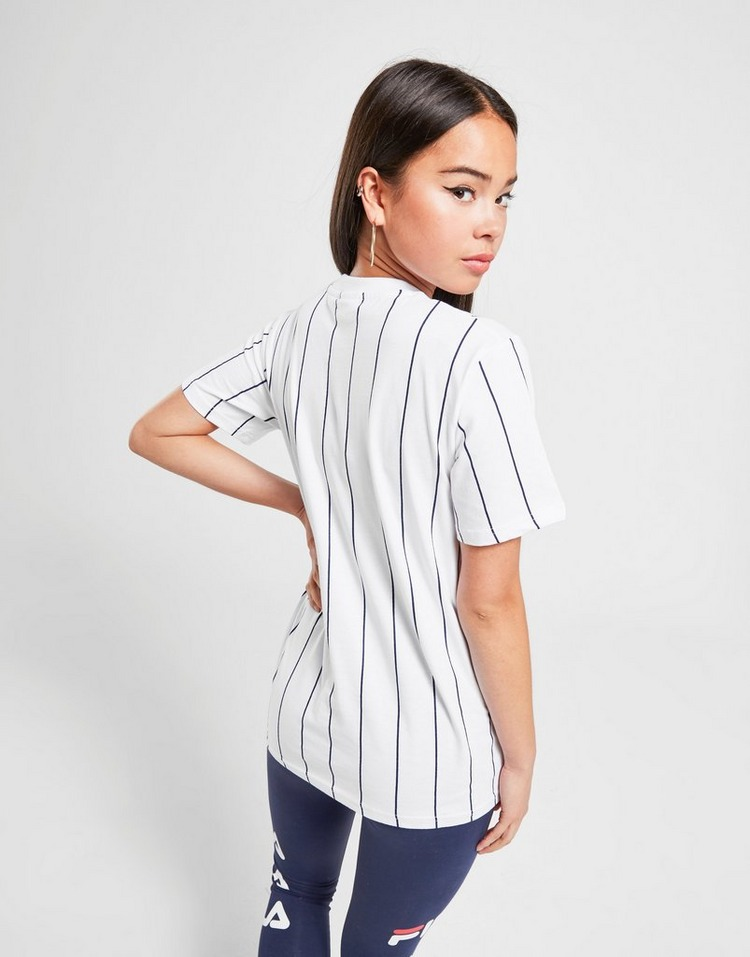 Fila Stripe Boyfriend T-Shirt
