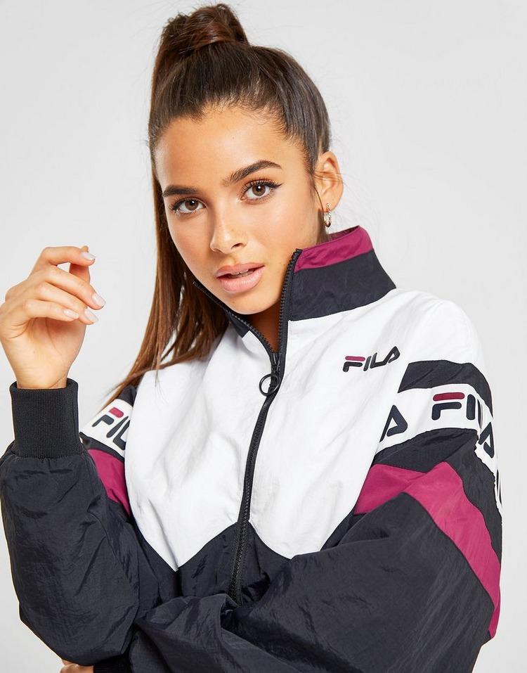 Fila Tape Colour Block Woven Track Jacket