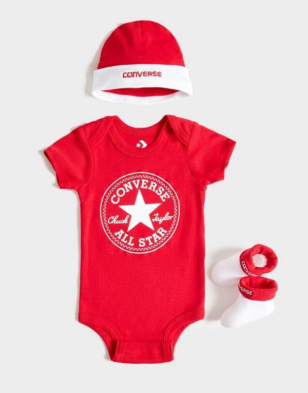 Converse 3 Piece All Star Set Infant