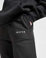 Nicce Logo Fleece Joggingbroek Dames
