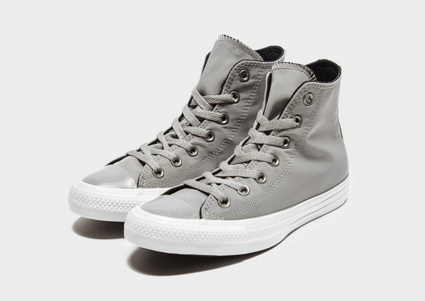 Compra Converse All Star High para mujer en Gris | JD Sports