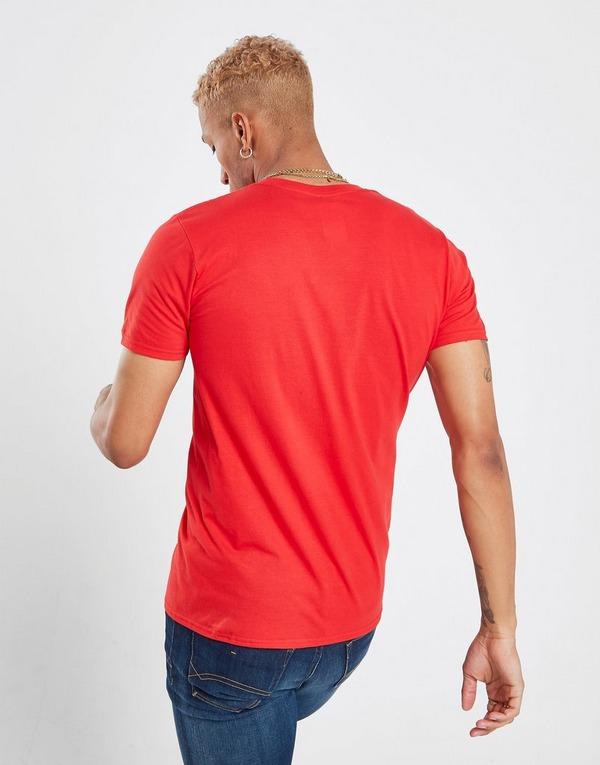 Source Lab Liverpool FC Crest T-Shirt