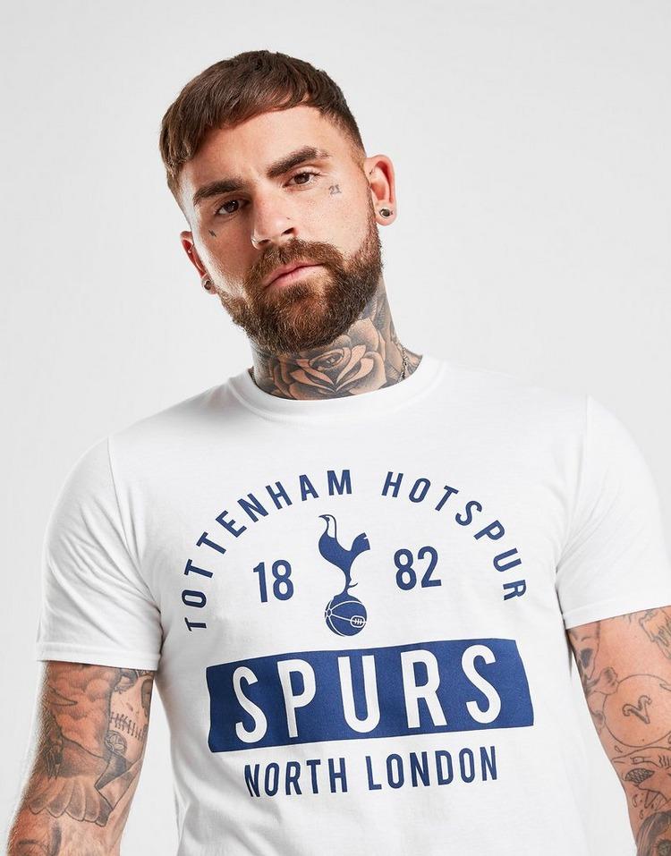 Official Team Tottenham Hotspur FC North London T-Shirt