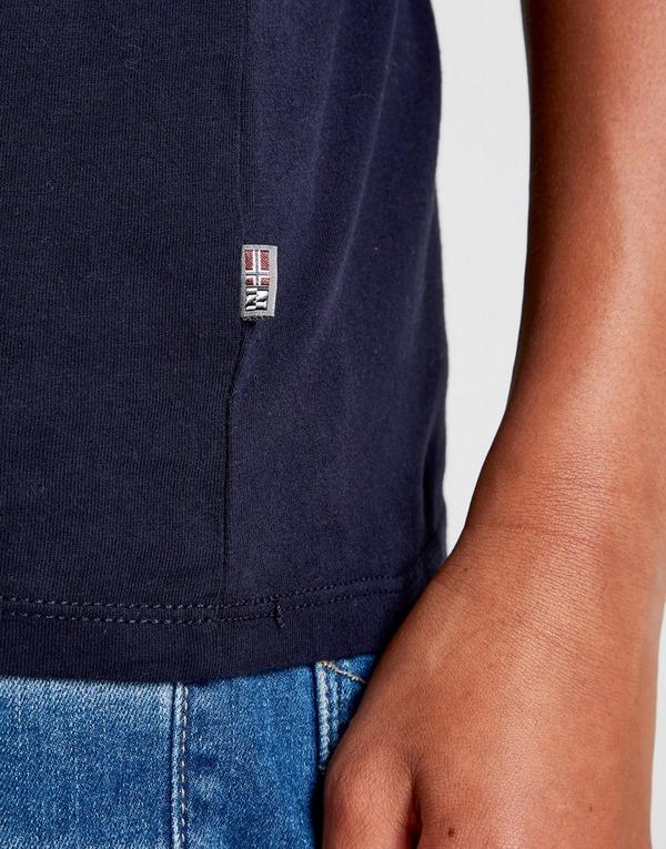 Napapijri Soli Short Sleeve T-Shirt Junior