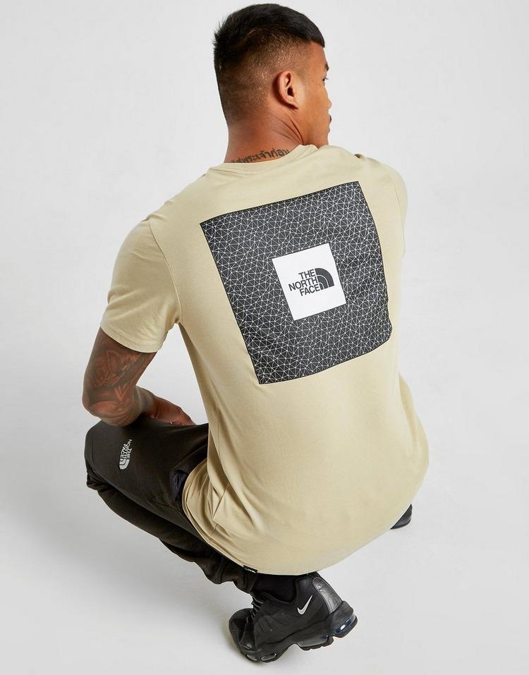 The North Face camiseta Back Reflective Logo