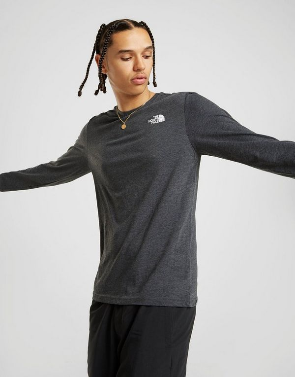 The North Face Long Sleeve Back Reflective T-Shirt