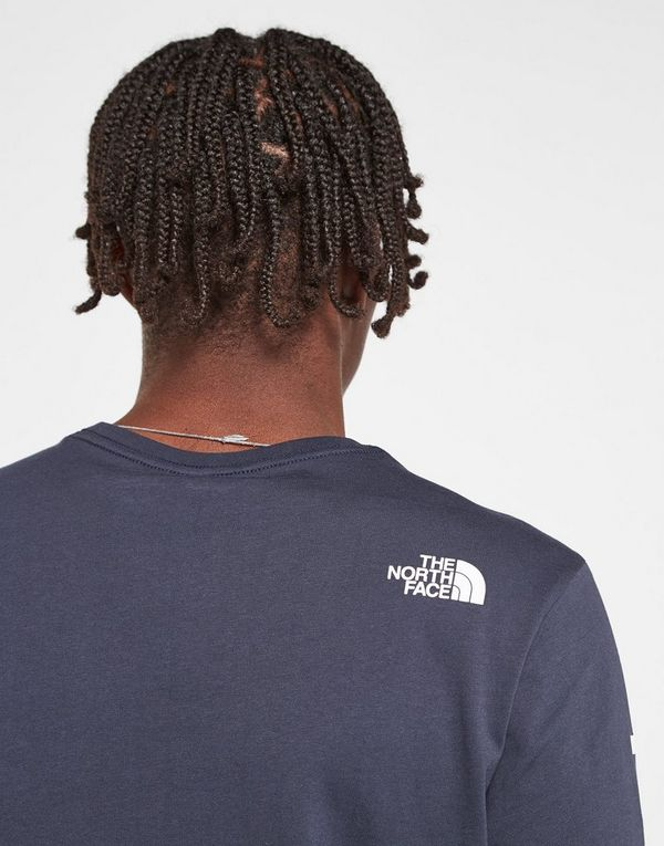 The North Face Logo Sleeve T-Shirt