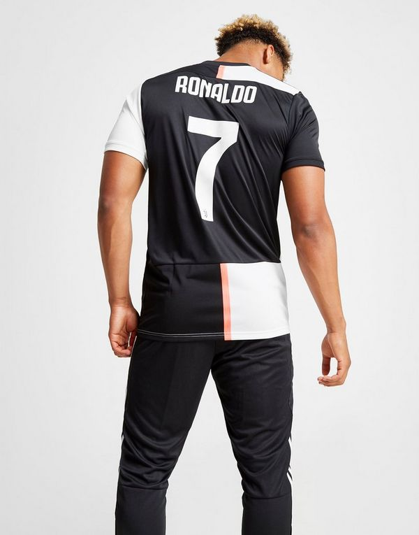 competitive price fd302 fe666 adidas Juventus FC 2019/20 Ronaldo #7 Home Shirt | JD Sports