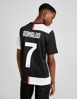 adidas  Juventus FC 2019/20 Ronaldo #7 Home Shirt Junior