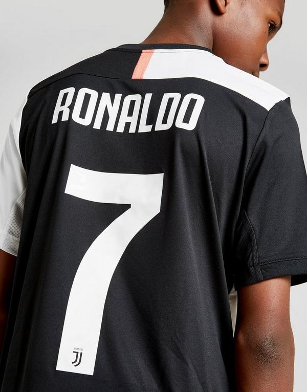 adidas Juventus FC 201920 Ronaldo #7 Home Shirt Junior | JD