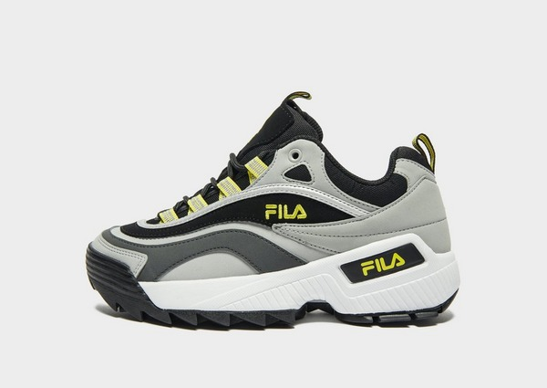 Acquista Fila Ray XD Junior in Grigio | JD Sports