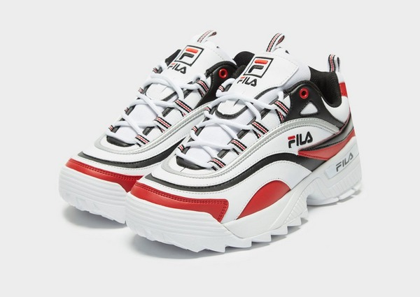 Acquista Fila Ray XD Junior in Bianco | JD Sports