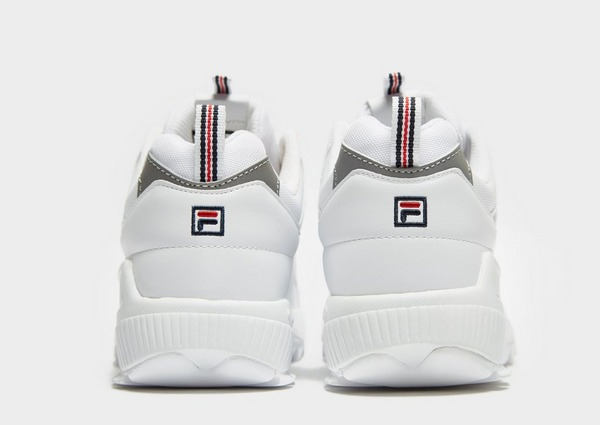 Shoppa Fila Ray XD Junior i en Vit f?rg | JD Sports Sverige